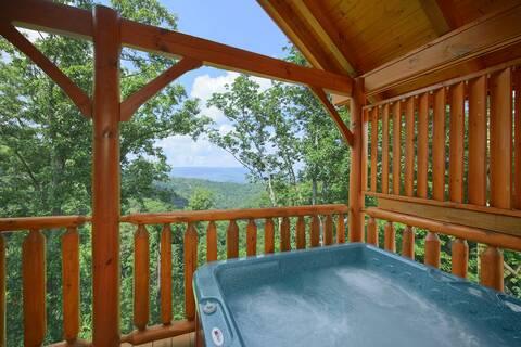 HIGH TIMBER RETREAT 1 Bedroom Cabin Rental