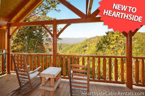 HIGH TIMBER RETREAT 1 Bedroom Cabin Rental
