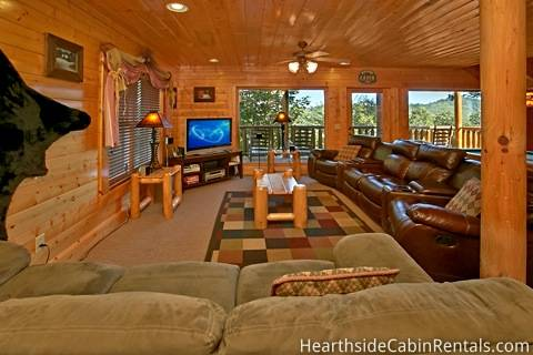 WHERE DREAMS BEGIN 2 Bedroom Cabin Rental