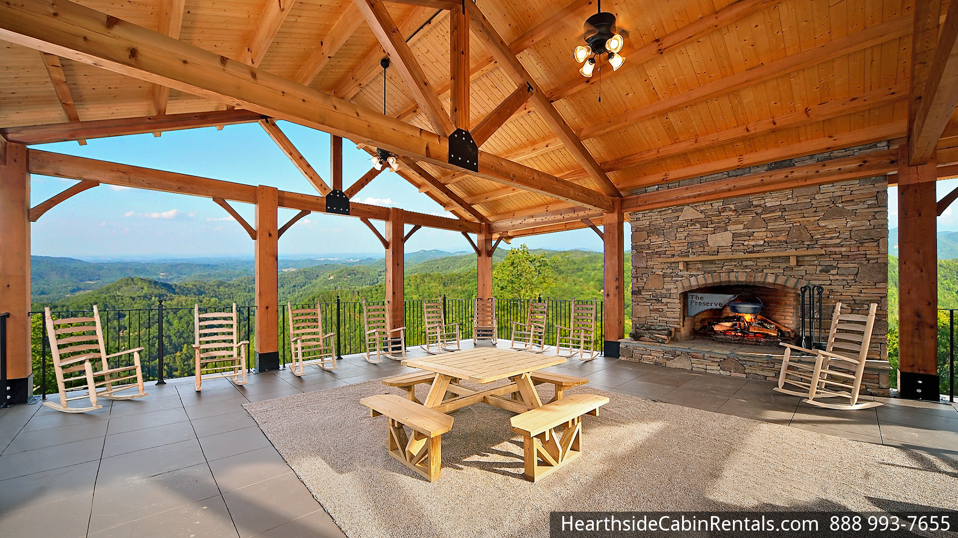 Bear Trail Lodge Cabin Al