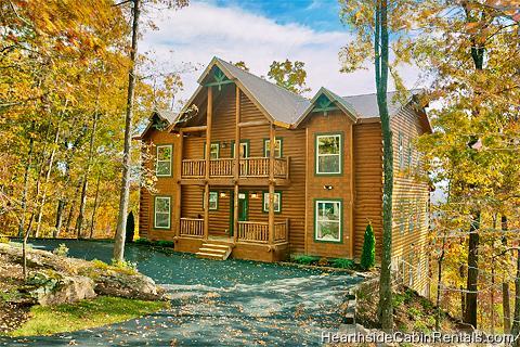 ... GRAND VIEW LODGE Cabin Rental ...