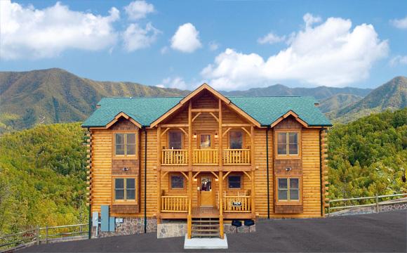 Merveilleux MOUNTAIN BREEZE MANOR Cabin Rental ...