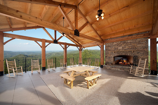 8 Bedroom Sleeps 30 Cades Cove Castle By Large Cabin Rentals