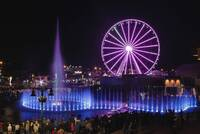 5.8 miles away! The Island in Pigeon Forge has someting for all ages!