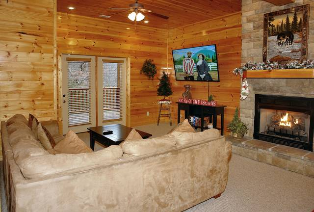 Paradise Gas Fireplace