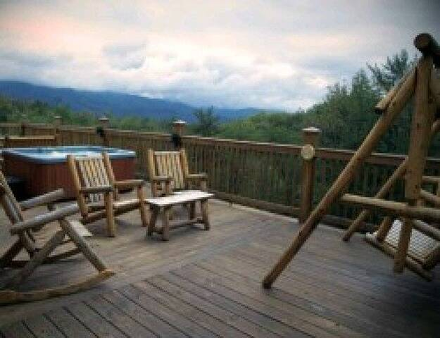 Stargazer Affordable Cabins In The Smokies
