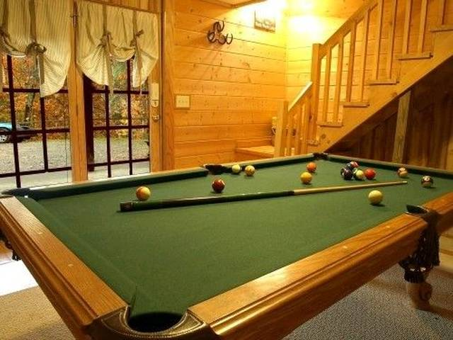 Enjoy a game of pool