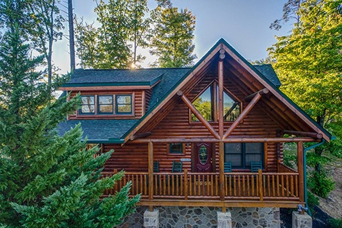 3 Bedroom Cabins - Pigeon Forge and Gatlinburg Cabins - Alpine ...