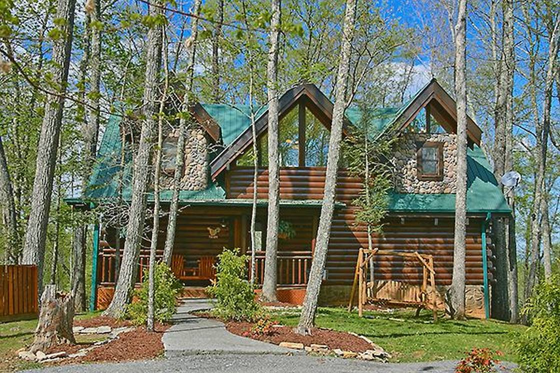 Rise n shine alpine mountain chalets for Deals cabins gatlinburg tn