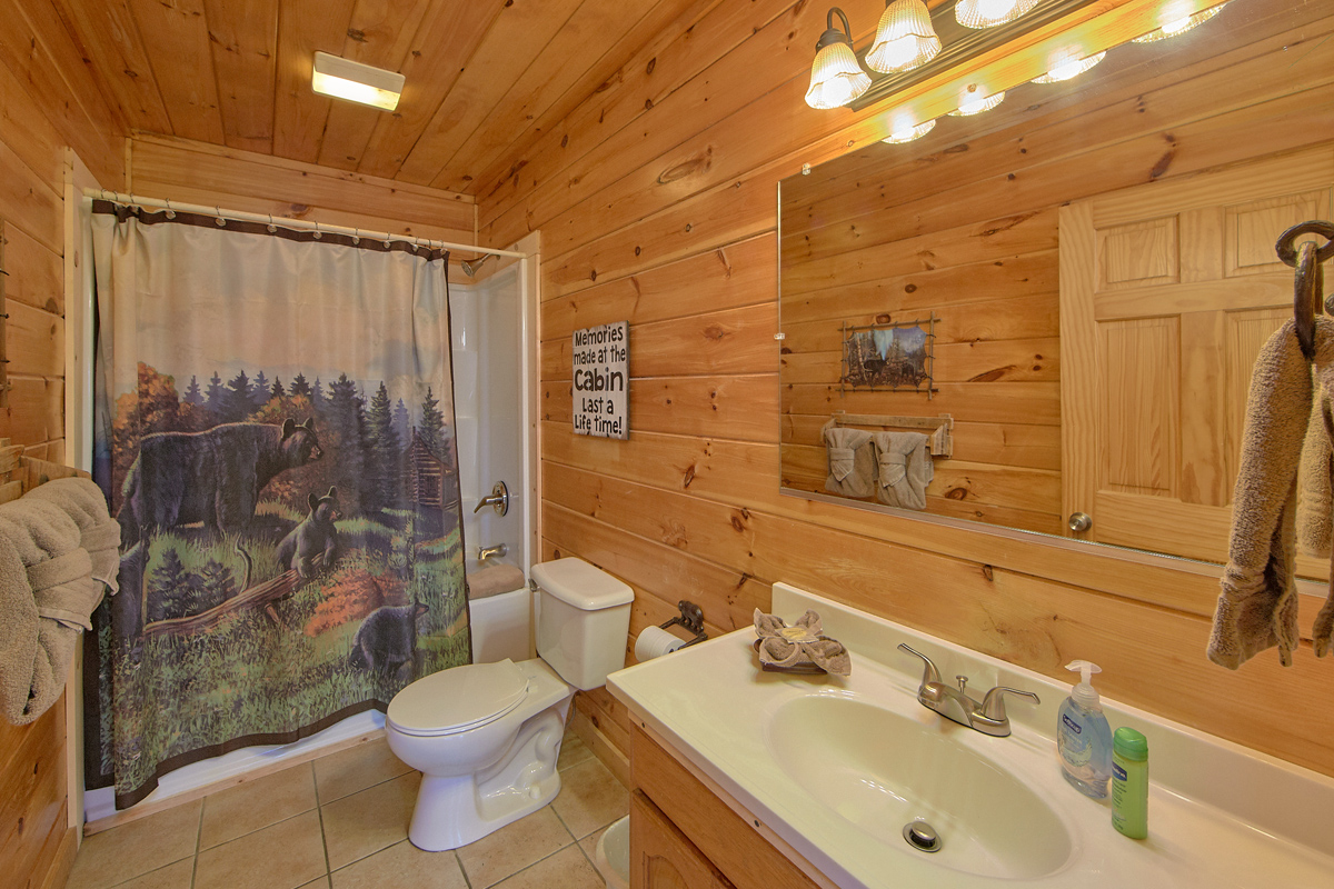 Enchanted View Pigeon Forge Cabins Alpine Mountain Chalets