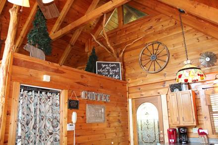 Taken at Sugar Shack in Gatlinburg TN