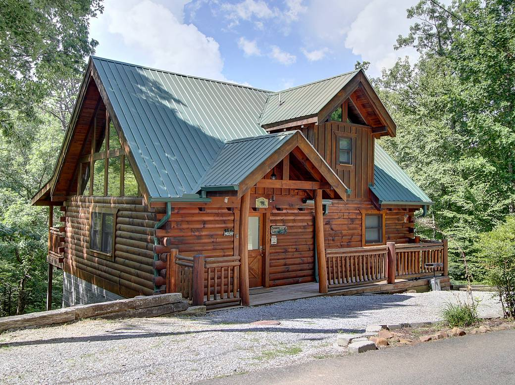 UNFORGETTABLE 1 Bedroom Cabin Rental in Sevierville