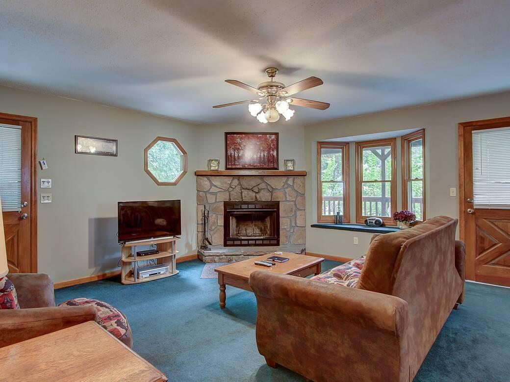 Dreamweaver 1 bedroom gatlinburg cabin rental - 1 bedroom cabin rentals gatlinburg tn ...