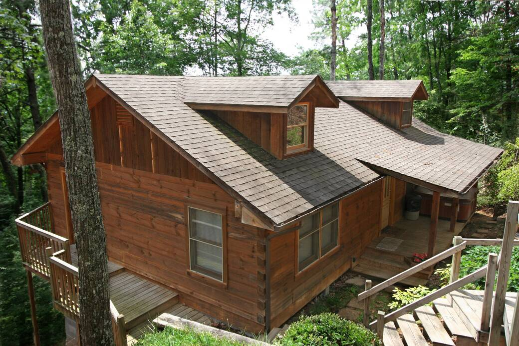 Bear tracks 1 bedroom cabin rental in gatlinburg for 1 bedroom pet friendly cabins in gatlinburg tn