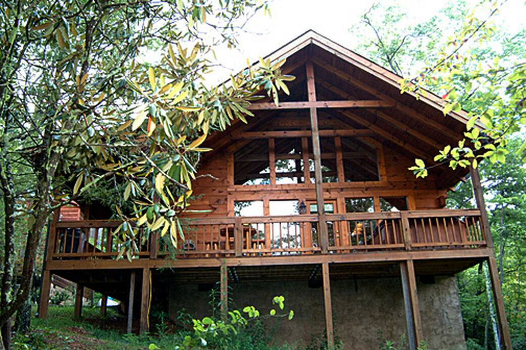 . One Bedroom Gatlinburg Cabin Rentals in Tennessee