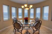 DINING TABLE at 161 GOLF VISTA in Pigeon Forge TN