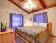 BEDROOM 4 at SMOKEY MTN PARADISE in Gatlinburg TN
