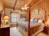 BEDROOM 2 (UPPER LEVEL) at HOME SWEET HOME in Sevier County TN