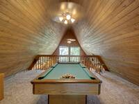 POOL TABLE (LOFT)