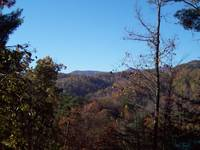 FALL VIEW at MEDICINE MAN in Sevier County TN
