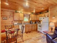 KITCHEN at SIMPLE COMFORTS in Sevier County TN