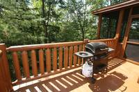 GAS GRILL at SIMPLE COMFORTS in Sevier County TN