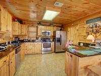 KITCHEN at SUITE ALTITUDE in Sevier County TN
