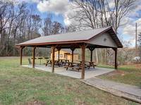 PICNIC AREA at A FAMILY TRADITION in Gatlinburg TN