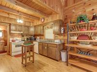 KITCHEN at WINTER HAVEN in Sevier County TN