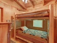 BEDROOM 3 (Twin Bunks) at WINTER HAVEN in Sevier County TN