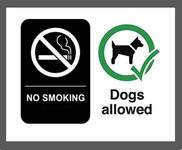 NO SMOKING & NO PETS at BLACK BEAR HOLLER in Gatlinburg TN