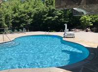 RESORT SWIMMING POOL (SEASONAL) at MOUNTAIN LOOKOUT in Gatlinburg TN