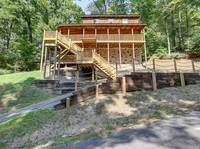 EXTERIOR at ABOVE THE REST in Sevier County TN