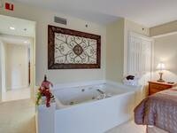 JACUZZI (BEDROOM 1) at 151 GOLF VISTA in Pigeon Forge TN
