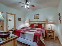 BEDROOM 2 at AMAZING MTN HIDEAWAY in Sevier County TN