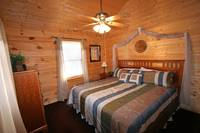BEDROOM at FOREVER in Sevier County TN