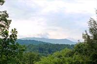VIEW at HEATHERS HIDEAWAY in Sevier County TN