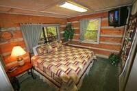 BEDROOM at XAFTERNOON DELIGHT in Gatlinburg TN