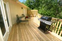 DECK at SHADYBROOK in Sevier County TN