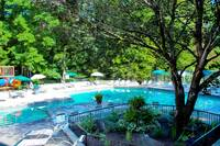 ACCESS TO CHALET VILLAGE SWIMMING POOLS (SUMMER ONLY) at XXELK HORN LODGE in Gatlinburg TN