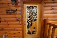 FRONT DOOR at MAKIN MEMORIES in Sevier County TN