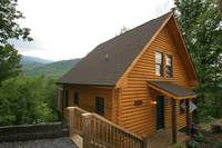 EXTERIOR at MOUNTAIN PARADISE in Gatlinburg TN