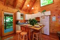 KITCHEN at AS GOOD AS IT GETS in Sevier County TN