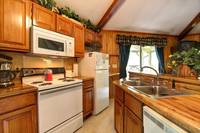KITCHEN at BEAR HUGS in Sevier County TN
