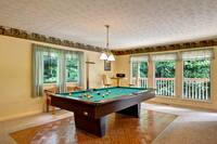 POOL TABLE at XHELENS HAVEN in Sevier County TN