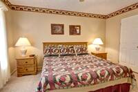 BEDROOM 2 at XHELENS HAVEN in Sevier County TN