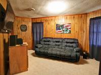 THEATER ROOM at BEAR HUGS in Sevier County TN