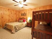 BEDROOM 3 at COUNTRY CHARM in Sevier County TN