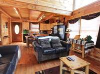 LIVING AREA at HIGH NOON in Sevier County TN