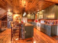 KITCHEN at IT'S A WONDERFUL LIFE in Sevier County TN